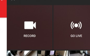 YouTube now allows anyone to live stream using its mobile app