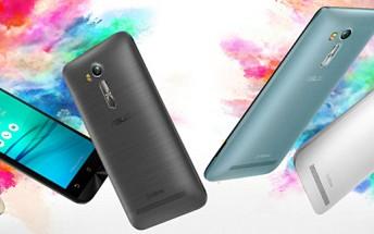 Asus ZenFone Go 5.5 (ZB552KL) lands in India for around $130