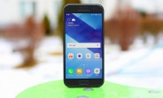 Samsung Galaxy A3 (2017) update brings May security patches