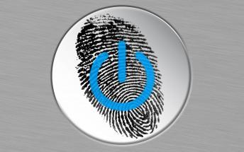 Apple granted patent for fingerprint reader on the power key