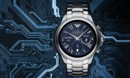 Emporio Armani Connected smartwatch brings Android Wear 2.0 and a touch of class