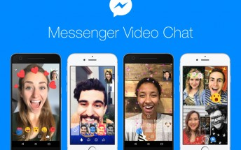 Facebook Messenger video chat gets animated reactions, filters, masks, and effects