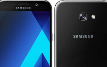 June security patch hitting Samsung Galaxy A5 (2017) and A7 (2017)
