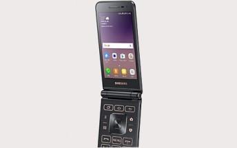 Samsung Galaxy Folder 2 lands in South Korea for $260