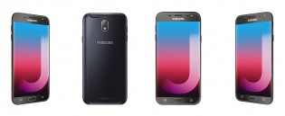 Samsung Galaxy J7 Pro: Black