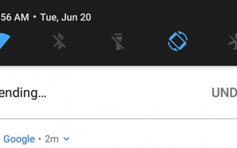 Google Inbox updated with ability to undo actions taken inside notifications
