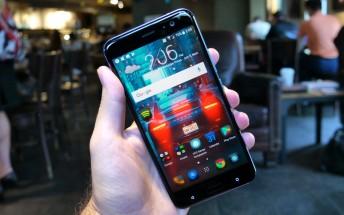 HTC U11 was Antutu's best performing smartphone of May 2017
