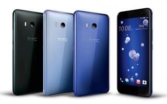 HTC U11 announced in India