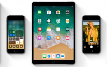 iOS 11 Public beta 1 now available for download