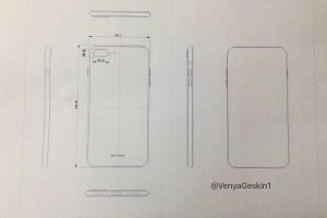 Latest schematics show the dimensions of iPhone 8 and 7s