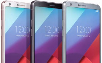 LG to launch G6 Pro and G6 Plus in Korea on June 27