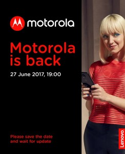 Motorola's invite and a crop of the relevant part showing the Z2