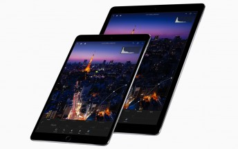 New Apple iPad Pro 10.5 and 12.9 debut