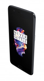 OnePlus 5 is available in: Slate Grey