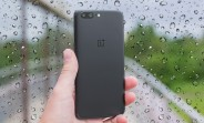 OnePlus 5 has good chance of surviving in water, just don't try it at home