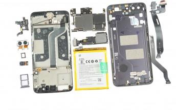 OnePlus 5 teardown exposes the phone's innards