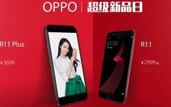 First Oppo R11 Plus sale is now live at $545