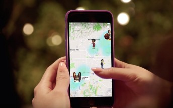 Snapchat introduces Snap Map, which is exactly what it sounds like
