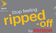 Sprint goes after Verizon by offering free unlimited service for a year to those who switch