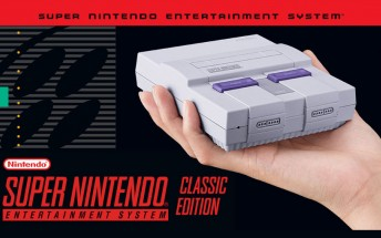 Nintendo announces Super NES Classic, goes on sale September 29