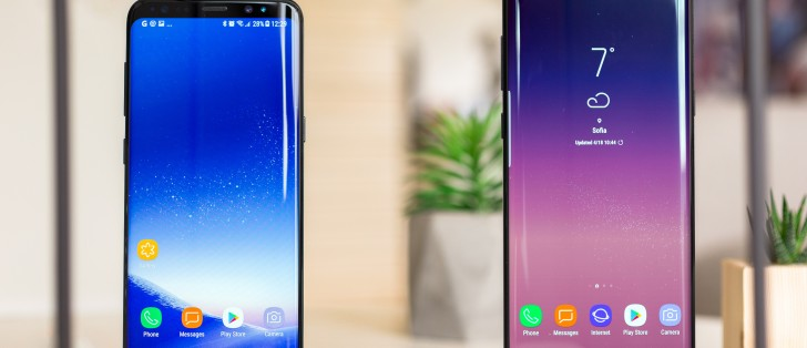 Samsung Galaxy S8/S8+ on T-Mobile getting new update - GSMArena com news