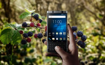 Sprint's Brick-and-Mortar stores start carrying BlackBerry KEYone