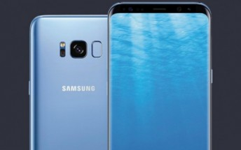Samsung confirms July 21 launch for Coral Blue Galaxy S8/S8+ in US