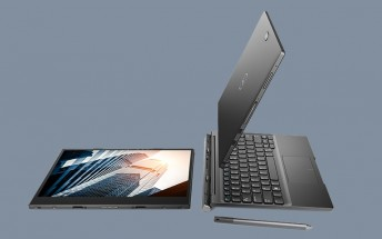 The world's first wireless charging laptop is now available from Dell