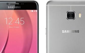 Samsung Galaxy C7 (2017) is now WiFi certified