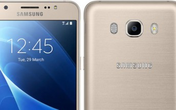 New Samsung Galaxy J7 (2016) update in India brings Pay Mini support