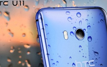 HTC U11 Sapphire Blue variant now available in India