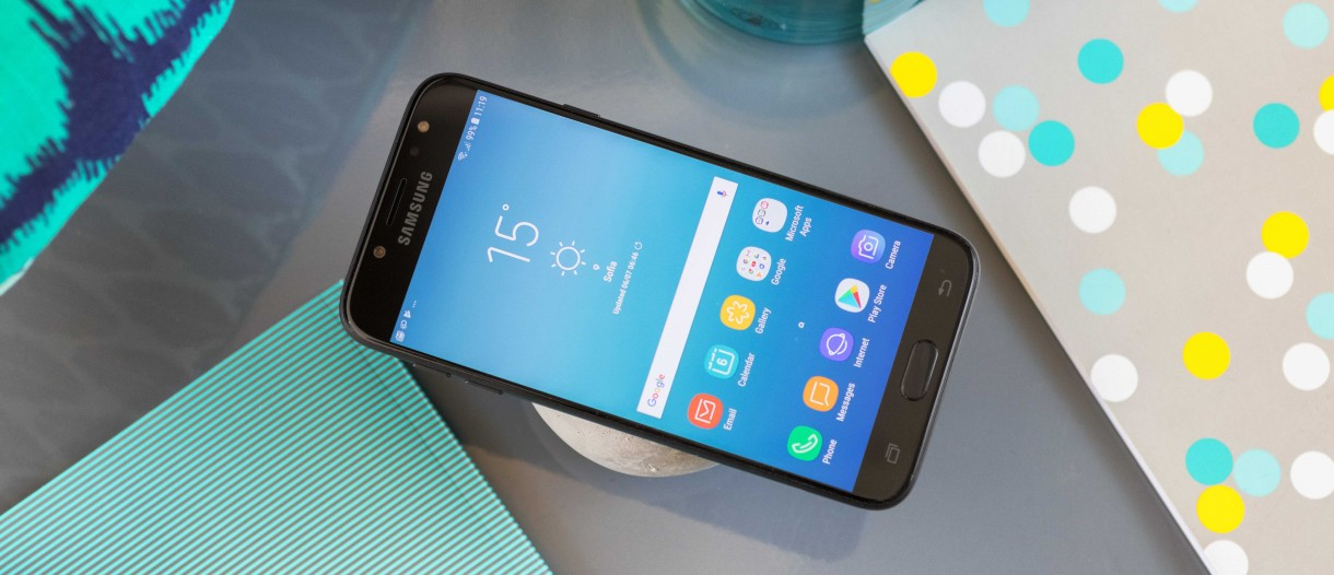 Samsung Galaxy J7 (2017) is the latest phone to get the