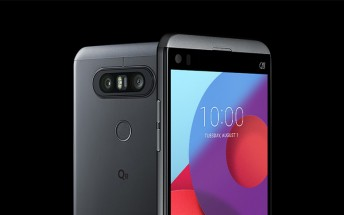 LG Q8 unveiled: a 5.2