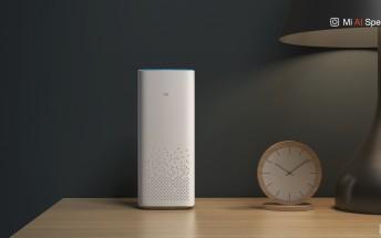 Xiaomi announces Mi AI Speaker
