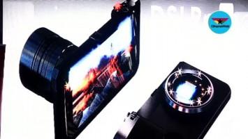Moto DSLR Mod