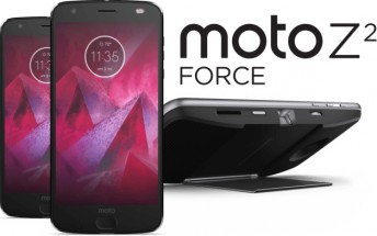 T-Mobile and Sprint are already offering Buy One, Get One free deals for the Moto Z2 Force