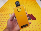 Moto 360 camera: front - News 17 07 Moto Z2 Force Hands On review