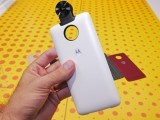 Moto 360 camera: back - News 17 07 Moto Z2 Force Hands On review