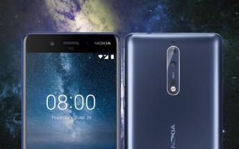 Nokia 8 rumor bonanza: engineering sample on sale, specs revealed by benchmarks