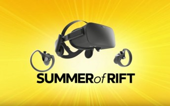 Oculus Rift and Touch controllers can be yours for just $399, for a limited time