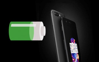 Upcoming OxygenOS update for OnePlus 5 could improve battery life significantly