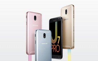 Samsung releases J Pro series in Malaysia