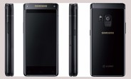 Upcoming Samsung flip phone (SM-G9298) leaks in render