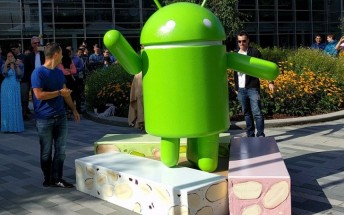 Nougat reaches double-digit market share as Marshmallow rules the Android world