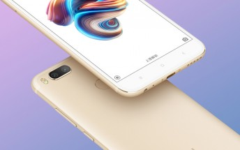 FCC certifies the Xiaomi Mi 5X and its 3,000mAh battery