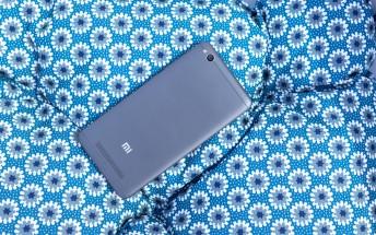 Xiaomi Redmi Note 5A retail box and specs appear