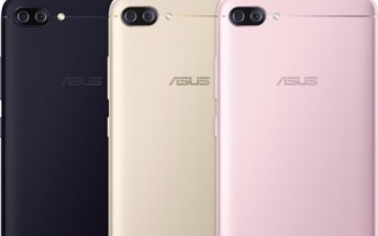 Asus to start shipping Zenfone 4 smartphones in August