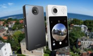 Acer unveils Android-powered 360° camera, multiple portable computers