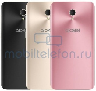 Alcatel A3 Plus 4G