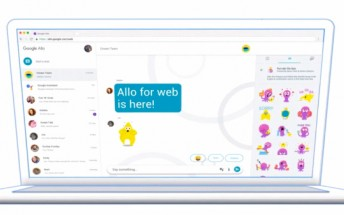 Google Allo finally has a web client, only pairs with Android phones at the moment